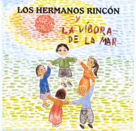 La Vibora de la Mar un disco infantil de Los Hermanos Rincon