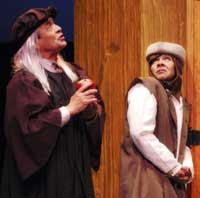 La comedia de las equivocaciones se presenta en el Centro Cultural Helenico