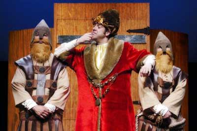 La comedia de las equivocaciones dirigida por Alberto Lomnitz