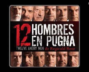 12 hombres en pugna  bajo la dirección de José Solé se presenta en el Teatro Helénico