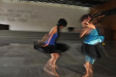 Solar, producción de Tania Solomonoff y Mariana Arteaga se presenta en el XXV Festival de México en el Centro Histórico, marzo 2009