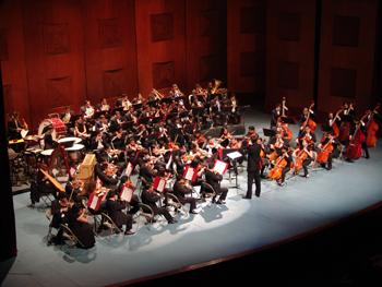 Orquesta Sinfónica Juvenil Carlos Chávez… Segunda Temporada 2009