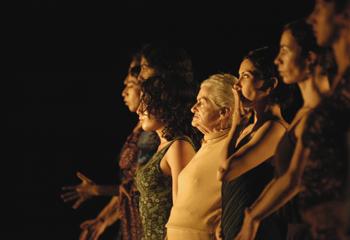 Foco al Aire Producciones presenta Doña G Neu-Lite, obra de Octavio Zeivy, en el Teatro de la Ciudad, septiembre 2009