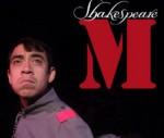 Abraham Oceransky presenta la obra Shakespere M en el Teatro Julio Castillo, septiembre 2014