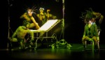 Ceprodac presenta Inter-Z-on-E=Universo-E/x, obra de Raul Parrao. Centro Nacional de las Artes, octubre 2014