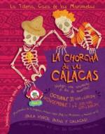 La Titeria, Casa de las Marionetas invita a toda la familia a La Chorcha de las calacas, octubre 2014
