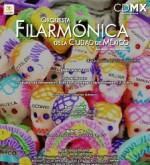 Orquesta Filarmonica de la Ciudad de Mexico presenta su tradicional Concierto de Día de Muertos, octubre 2014