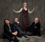 Brodsky Quartet se presenta en la Sala Nezahualcoyotl, noviembre 2014
