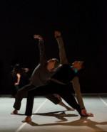 CEPRODAC presenta Telegrama a los angeles, obra de Lourdes Luna y Roberto Olivan. Teatro de la Danza, noviembre 2014. Foto: La marmota azul