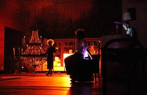 Compañía Nacional de Teatro presenta Ni el sol ni la muerte pueden mirarse de frente en el CENART, marzo 2009