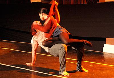 Premio Nacional de Danza Contemporánea Jose Limon Convocatoria 2013: Danza TERCA