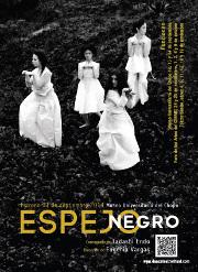 Tadashi Endo y Laboratorio Escenico Danza Teatro Ritual presentan Espejo Negro en el Museo del Chopo, agosto 2014